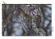 Majestic Owl Carry-all Pouch
