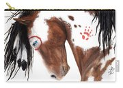 Majestic Pinto Horse 129 Carry-all Pouch