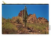 Majestic Saguaro Carry-all Pouch