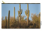 Majestic Saguaros Carry-all Pouch