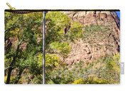 Majestic Sight - Zion National Park Carry-all Pouch