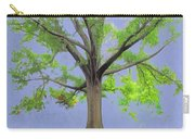 Majestic Tree With Birds Nest Carry-all Pouch