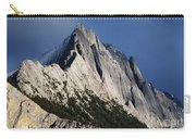 Majesty In The Canadian Rockies Carry-all Pouch