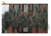 Major Peter Bocquet House Charleston South Carolina Carry-all Pouch