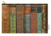 Make Each Day-books Carry-all Pouch