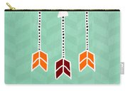 Make It Happen Carry-all Pouch by Linda Woods