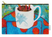 Coffee  By Janelle Dey Carry-all Pouch