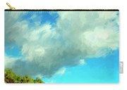 Makena Beach Maui Carry-all Pouch