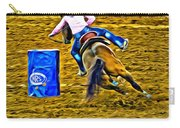 Making The Turn Carry-all Pouch