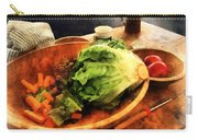 Making Waldorf Salad Carry-all Pouch by Susan Savad