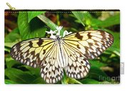 Malabar Tree Nymph Butterfly Carry-all Pouch