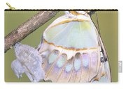 Malachite Butterfly Emerging 6 Of 6 Carry-all Pouch