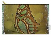 Malachite - Flying Jewel Carry-all Pouch