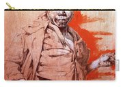 Malawi Child Sketch Carry-all Pouch