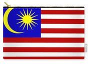 Malaysia Flag Carry-all Pouch