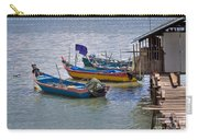 Malaysian Fishing Jetty Carry-all Pouch