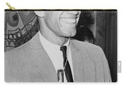 Malcolm X Carry-all Pouch by Ed Ford