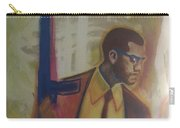 Necessary Means Of Malcolm X Carry-all Pouch