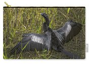 Male Adult Anhinga Carry-all Pouch