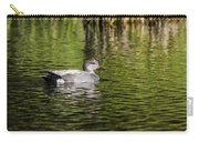 Male Gadwall Carry-all Pouch