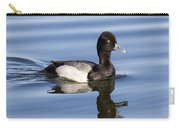 Male Leser Scaup Carry-all Pouch