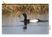 Male Lesser Scaup Carry-all Pouch