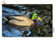 Male Mallard Carry-all Pouch