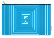 Male Maze Icon Carry-all Pouch