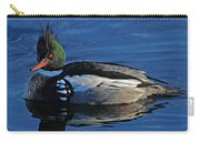 Male Merganser Carry-all Pouch
