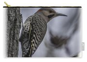 Male - Northern Flicker Carry-all Pouch