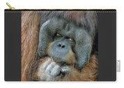 Male Orangutan  Carry-all Pouch