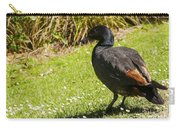 Male Paradise Duck Carry-all Pouch