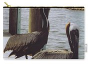 Male Pelicans Carry-all Pouch