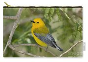 Male Prothonotary Warbler Carry-all Pouch