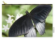 Male Scarlet Swallowtail Carry-all Pouch