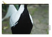 Male Silver Pheasant  Carry-all Pouch