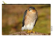 Male Sparrowhawk Carry-all Pouch