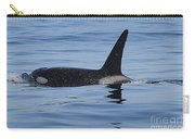 Male Transient Orca In Monterey Bay 11-10-13 Carry-all Pouch