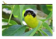 Male Warbler Carry-all Pouch