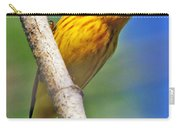 Male Yellow Warbler Carry-all Pouch