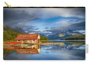 Maligne Boat House Carry-all Pouch