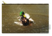 Mallard Bath Time Carry-all Pouch
