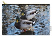 Mallard Drakes Carry-all Pouch