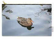 Mallard Duck Smile Carry-all Pouch