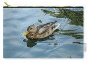 Solitaire Mallard Duck Carry-all Pouch