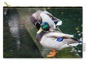 Mallard Duck Carry-all Pouch