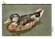 Mallard Duck Series #1 Carry-all Pouch
