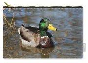 Mallard Duck Watches Carry-all Pouch
