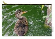 Mallard Duckling Carry-all Pouch