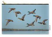 Mallard Flock Flying Carry-all Pouch